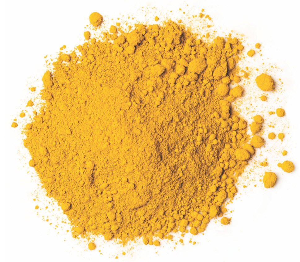 Natural Yellow Iron Oxide